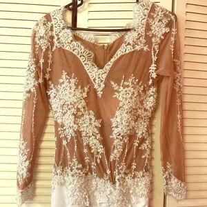 Evening Gown / Wedding Dress